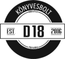 D18 Könyvesbolt