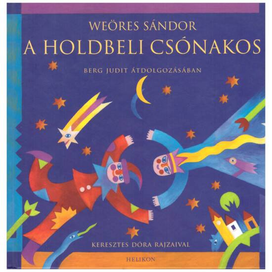 Weöres Sándor - A holdbéli csónakos