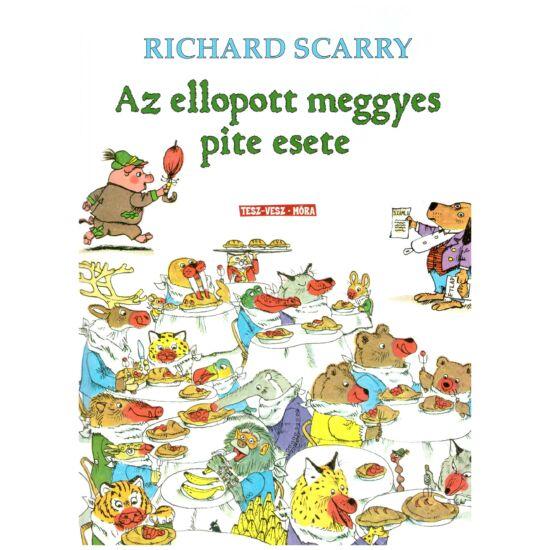 Richard Scarry - Az ellopott meggyes pite esete