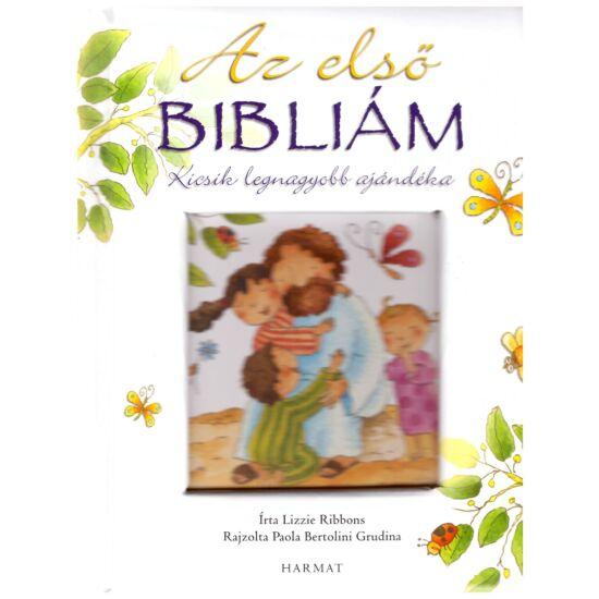 Lizzi Ribbons - Az első Bibliám