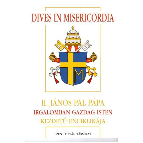 II. János Pál pápa - Dives in misericordia – Irgalomban gazdag Isten