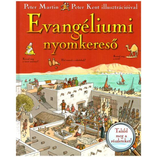 Peter Martin – Peter Kent - Evangéliumi nyomkereső