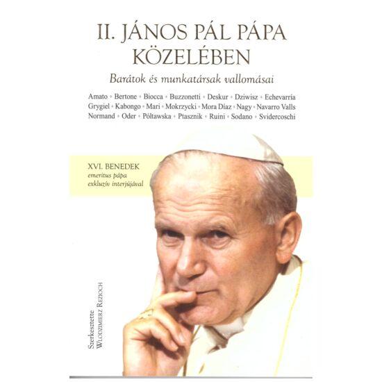 Wlodzimierz Rezioch - II. János Pál pápa közelében