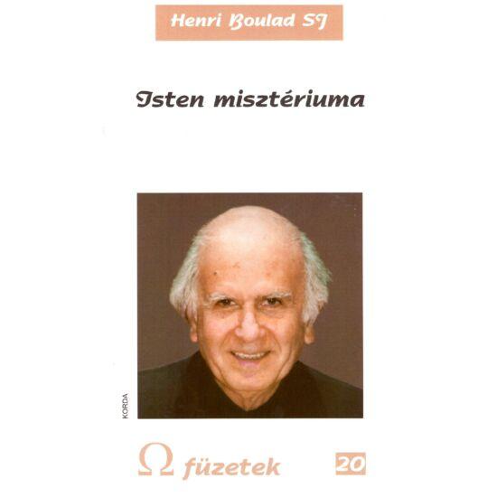 Henri Boulad - Isten misztériuma - Omega füzetek 20