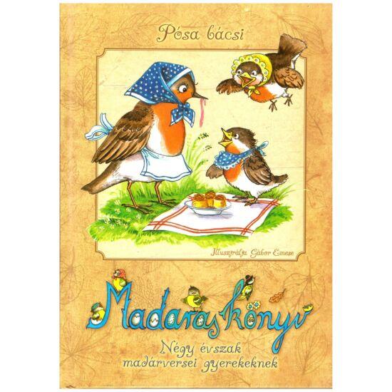 Pósa bácsi - Madaraskönyv