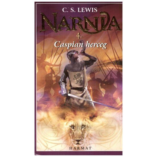 C.S. Lewis - Narnia 4. Caspian herceg