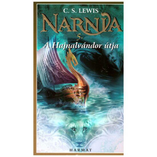 C.S. Lewis - Narnia 5. A Hajnalvándor útja
