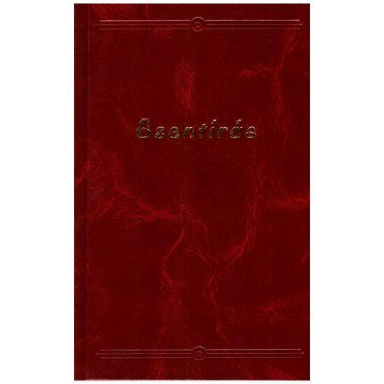 Biblia - Ó és Újszövetségi Szentírás – nagyobb betűs