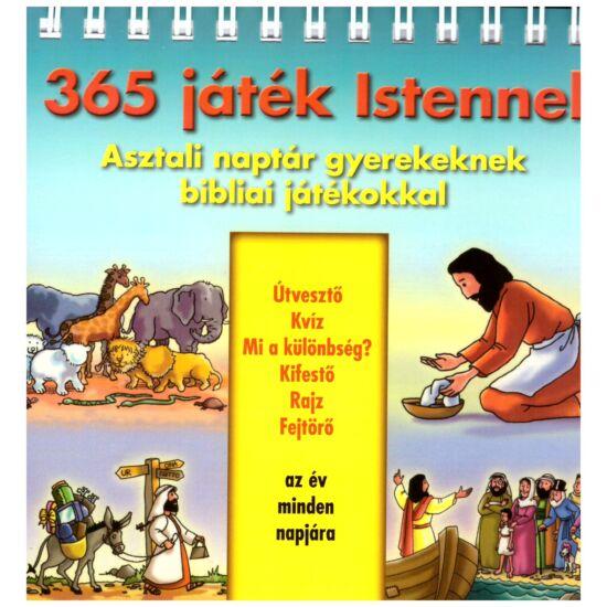 365 játék Istennel