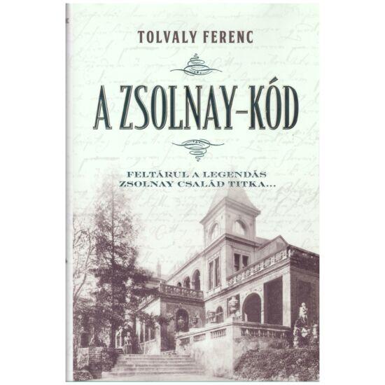 Tolvaly Ferenc - Zsolnay kód