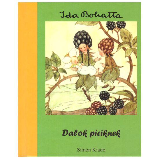 Ida Bohatta - Dalok piciknek