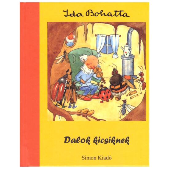 Ida Bohatta - Dalok kicsiknek