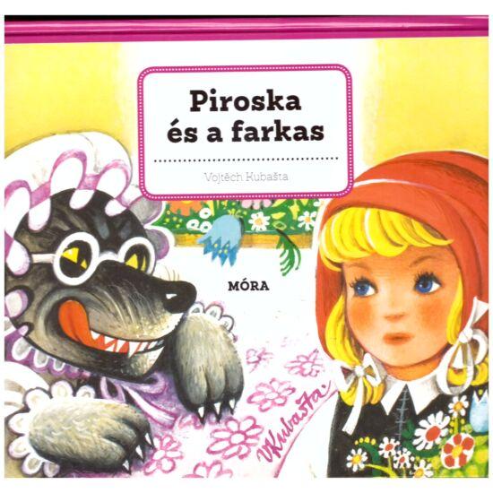 Vojtech Kubasa - Piroska és a farkas