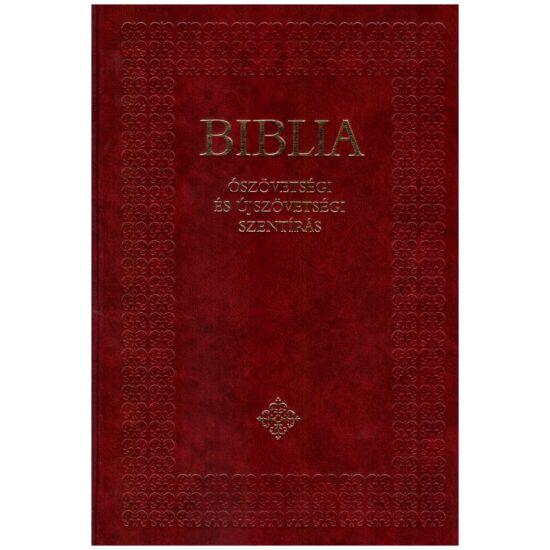 Biblia - Ó és Újszövetségi Szentírás - nagy alakú