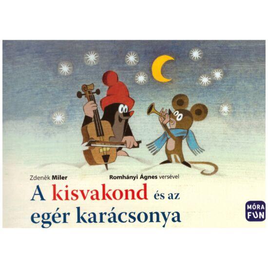 Zdenek Miler - A kisvakond és az egér karácsonya