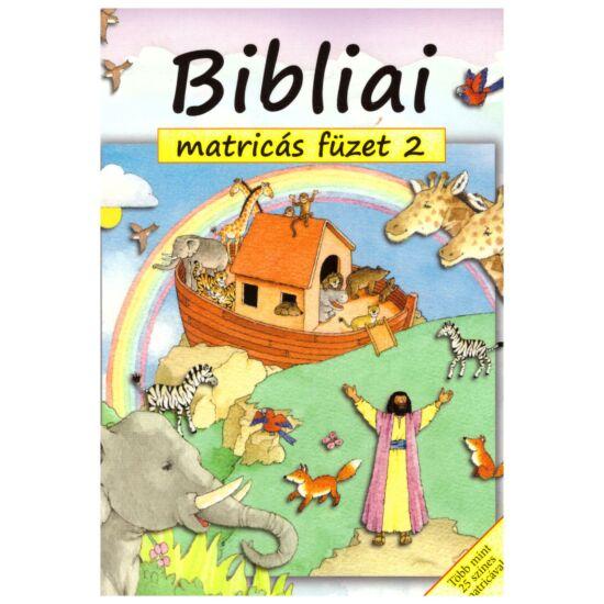 Bibliai matricás füzet 2.