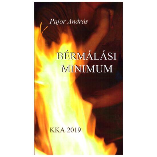 Pajor András - Bérmálási minimum
